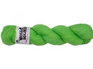 Wolloholiker Glitzer *Crazy*, Wolle kaufen Bremerhaven, handgefärbte Wolle