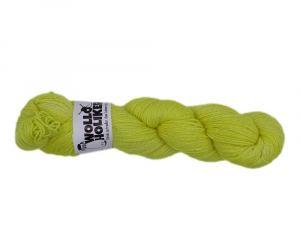 Wolloholiker Glitzer *Lindenblüte*, Wolle kaufen Bremerhaven, handgefärbte Wolle