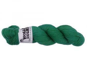 Merino High Twist *Deichgras*, Wolle kaufen Bremerhaven, handgefärbte Wolle