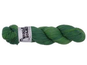 Merino High Twist *Froschgeflüster*. Wolle kaufen Bremerhaven, handgefärbte Wolle