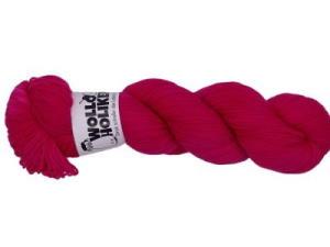 Merino High Twist *Pink Ahoi*. Wolle kaufen Bremerhaven, handgefärbte Wolle