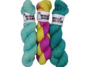 Basic Wollpaket *Aurelia 169*, Wolle kaufen Bremerhaven, handgefärbte Wolle