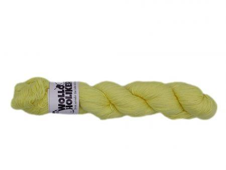 Smutje *Zitronenfalter*. Wolle kaufen Bremerhaven, handgefärbte Wolle
