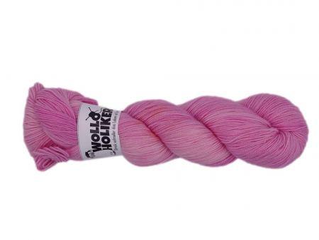 Parlsnoor *Altrosa*. Wolle kaufen Bremerhaven, handgefärbte Wolle
