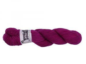 Parlsnoor *Burgunder*. Wolle kaufen Bremerhaven, handgefärbte Wolle