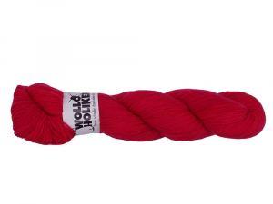 Parlsnoor *Klatschmohn*. Wolle kaufen Bremerhaven, handgefärbte Wolle