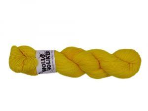 Parlsnoor *Sumpfdotterblume*. Wolle kaufen Bremerhaven, handgefärbte Wolle
