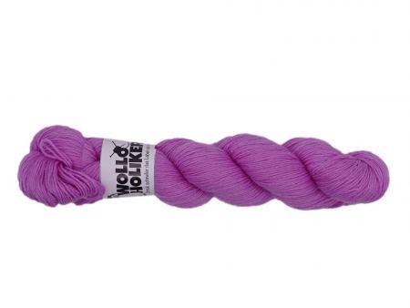 Smutje *Oh, rosa*. Wolle kaufen Bremerhaven, handgefärbte Wolle