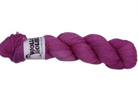 Smutje *Rotkohl*. Wolle kaufen Bremerhaven, handgefärbte Wolle