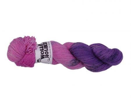 Wilde Matrosen *Fingerhut*. Wolle kaufen Bremerhaven, handgefärbte Wolle