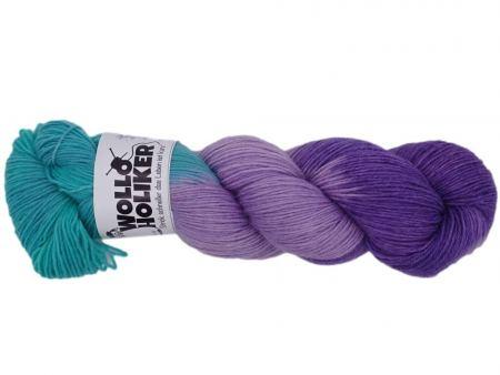 Wilde Matrosen *Gartenliebe*. Wolle kaufen Bremerhaven, handgefärbte Wolle