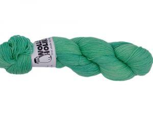 Basic *Lieblingsgrün*. Wolle kaufen Bremerhaven, handgefärbte Wolle