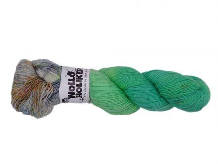 Wilde Matrosen *Gröönhöker*. Wolle kaufen Bremerhaven, handgefärbte Wolle