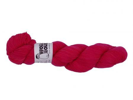 Parlsnoor *Himbeersahne*. Wolle kaufen Bremerhaven, handgefärbte Wolle