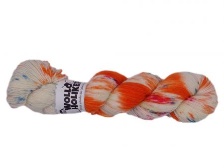 Parlsnoor *Holy Shit*. Wolle kaufen Bremerhaven, handgefärbte Wolle