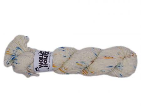 Parlsnoor *Regentropfen*. Wolle kaufen Bremerhaven, handgefärbte Wolle