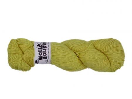 Scheißerchen *Süßer Senf*. Wolle kaufen Bremerhaven, handgefärbte Wolle