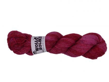 Special effects *Bromelia*. Wolle kaufen Bremerhaven, handgefärbte Wolle