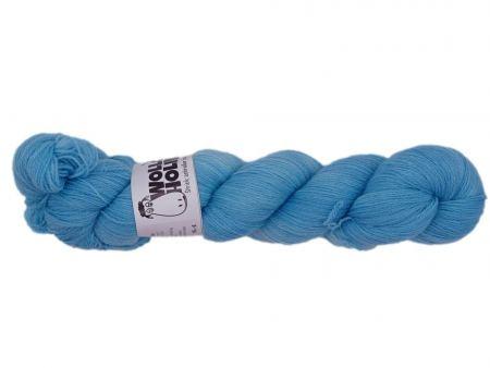 Bangbüx *Sommerhimmel*. Wolle kaufen Bremerhaven, handgefärbte Wolle