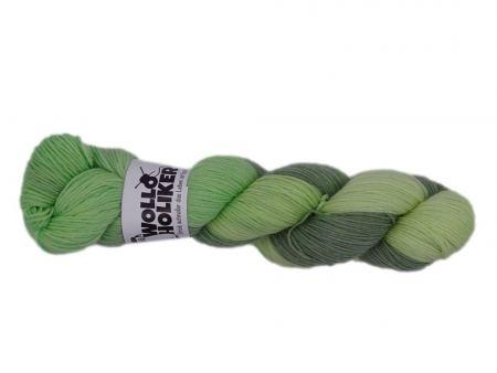 Special effects *Es grünt so grün*. Wolle kaufen Bremerhaven, handgefärbte Wolle