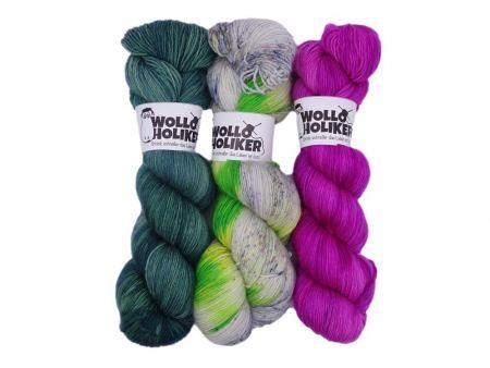 Wollpaket Soft *Aurelia 239*. Wolle kaufen Bremerhaven, handgefärbte Wolle