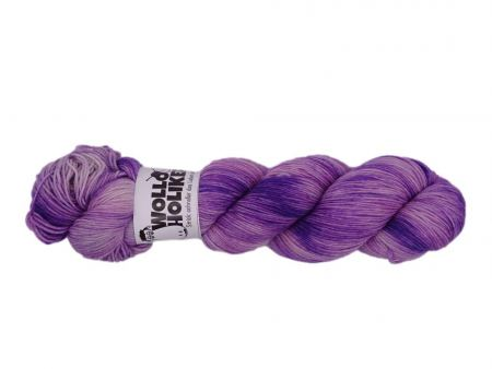 Merino High-Twist *Beerentraum*. Wolle kaufen Bremerhaven, handgefärbte Wolle