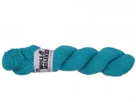 Basic *Rotzlöffel*. Wolle kaufen Bremerhaven, handgefärbte Wolle