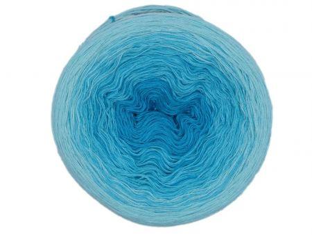 Wolloholiker Bobbel *Bobbel5-3faed-1000*. Wolle kaufen Bremerhaven, handgefärbte Wolle