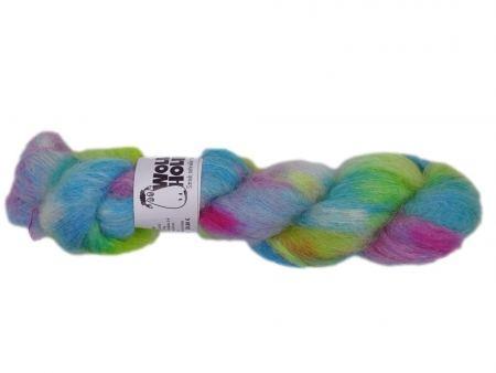 Plüüster *Seemannsgarn*. Wolle kaufen Bremerhaven, handgefärbte Wolle