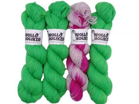 Wollpaket Basic/Special effects *#yarnporn*. Wolle kaufen Bremerhaven, handgefärbte Wolle