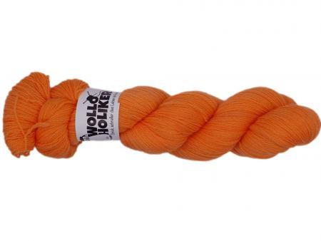 Bangbüx *Salty Orange*. Wolle kaufen Bremerhaven, handgefärbte Wolle