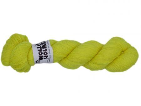 Bangbüx *Zitronenfalter*. Wolle kaufen Bremerhaven, handgefärbte Wolle