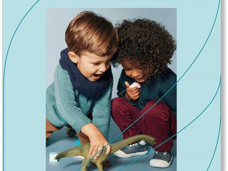 Pascuali *Kids 1*. Wolle kaufen Bremerhaven, handgefärbte Wolle