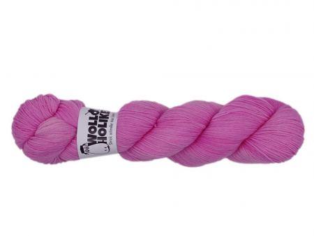 Scheißerchen *Rosa Wolke*. Wolle kaufen Bremerhaven, handgefärbte Wolle