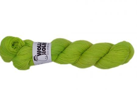 Special effects *Birkenblätter*. Wolle kaufen Bremerhaven, handgefärbte Wolle