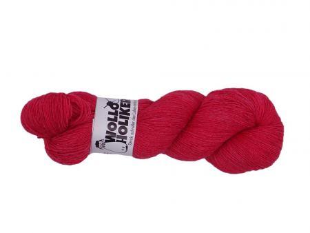 Seidenlace *Feldrand*. Wolle kaufen Bremerhaven, handgefärbte Wolle
