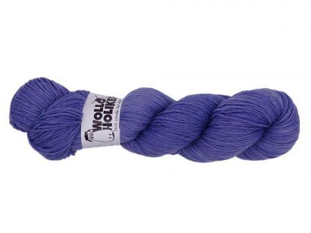 Basic 6fach *Flieder*. Wolle kaufen Bremerhaven, handgefärbte Wolle