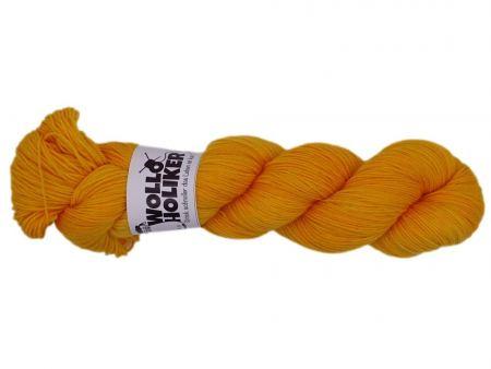 Merino High-Twist *Butterblume*. Wolle kaufen Bremerhaven, handgefärbte Wolle