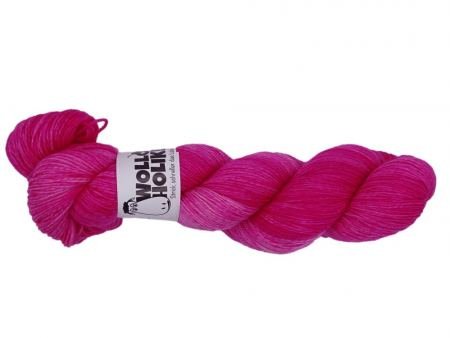 Merino High-Twist *Zuckerstange*. Wolle kaufen Bremerhaven, handgefärbte Wolle