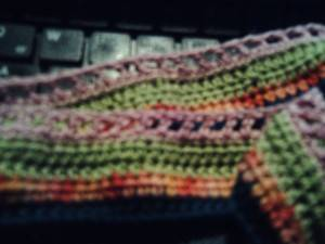 Crochet Along - ein Dauerprojekt erblickt die Welt