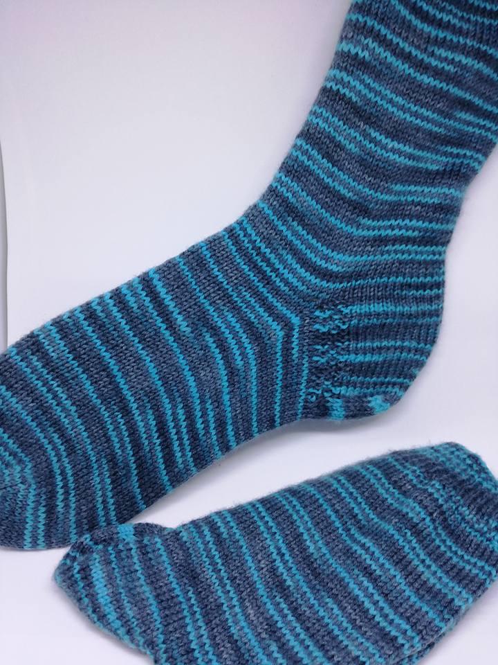 Fine Merino Socks - Neue Socken braucht der Mann - wolloholiker