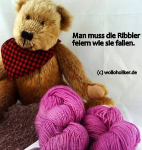 #Stricksplitter by wolloholiker.de