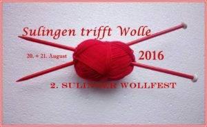 Sulinger Wollfest 2016
